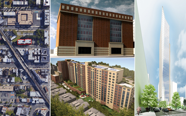 The top 10 biggest real estate projects coming to NYC